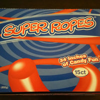 Red Vines Super Ropes, 34 inch, 15 ea uploaded by Marianne F.