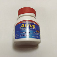 Aleve Tablets with Easy Open Arthritis Cap uploaded by kodie g.