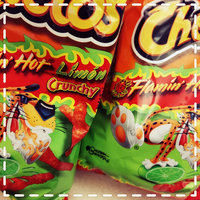 CHEETOS® Crunchy Flamin' Hot® Limon Cheese Flavored Snacks uploaded by Joyce C.