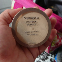 Neutrogena® Mineral Sheers Loose Powder Foundation uploaded by Lidia Z.