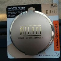 Milani Smooth Finish Cream-to-Powder Makeup uploaded by Susan C.