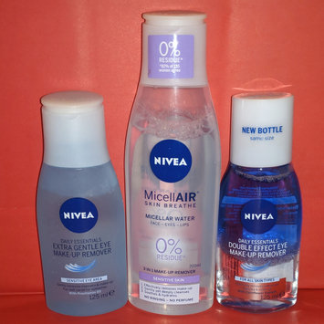 Photo of NIVEA Daily Essentials Extra Gentle Eye Make-Up Remover uploaded by Kayleigh K.