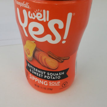 Photo of Campbell's® Well Yes! Butternut Squash Apple Bisque Soup uploaded by Lisa F.