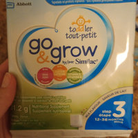 Go & Grow By Similac® Toddler Drink uploaded by Erin P.