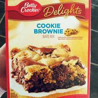 Betty Crocker™ Supreme Cookie Brownie Bar Mix uploaded by Erica K.