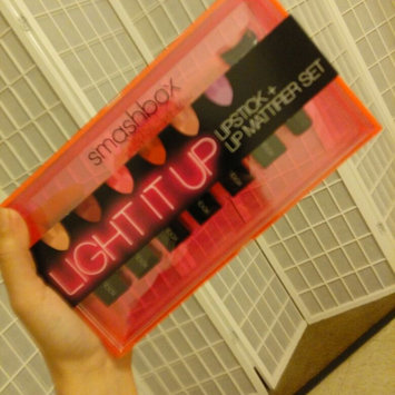 Photo of Smashbox Light it Up Lipstick + Instamatt Set uploaded by maria r.