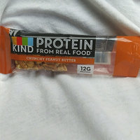 KIND Protein Crunchy Peanut Butter Nutrition Bars - 1.76oz/4ct uploaded by Zachary W.