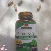 tures Answer Nature's Answer Gotu Kola Single Herb Supplement Vegetarian Capsules uploaded by Dermatologist U.
