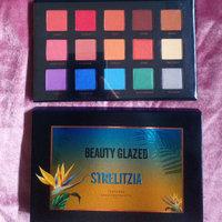 BEAUTY GLAZED STRELITZIA Textured Shadow Palette uploaded by Milliyahkitten M.