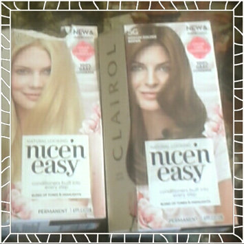 Photo of Clairol Nice'n Easy Permanent Hair Color uploaded by Faith M.