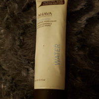 Ahava Deadsea Water Mineral Hand Cream 50pct More Limited Edition uploaded by Lisann A.
