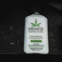 Triple Moisture Herbal Whipped Body Creme uploaded by Tessa C.