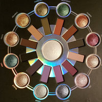 BH Cosmetics Zodiac - 25 Color Eyeshadow & Highlighter Palette uploaded by BriAnna 💀.