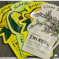 TONYMOLY I'm Real - Lemon Face Mask Sheet - Brightening uploaded by zuleima m.