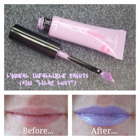 L'Oréal Infallible® Paints/Lip uploaded by Lindsey K.