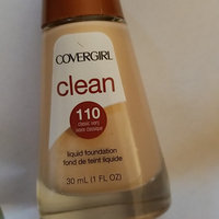 COVERGIRL Clean Liquid Makeup uploaded by Meghan C.