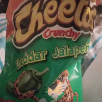 CHEETOS® Crunchy Cheddar Jalapeno Cheese Flavored Snacks uploaded by Guadalupe G.