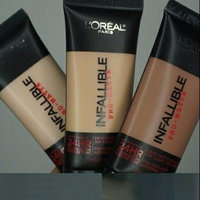 L'Oréal Paris Infallible® Pro-Matte Foundation uploaded by Grizzie S.