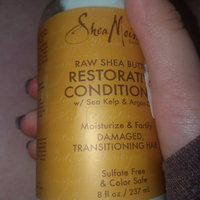 SheaMoisture Raw Shea Butter Restorative Conditioner uploaded by Bri S.