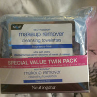 Neutrogena Frangrance Free Make-Up Remover Wipes 50 Ct Twin uploaded by Valerie D.