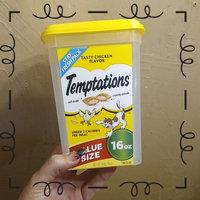 TEMPTATIONS™ Classic Treats For Cats Tasty Chicken Cat Treats uploaded by Kreston D.
