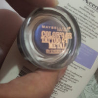Maybelline Eyestudio® ColorTattoo® 24 HR Cream Gel Eye Shadow uploaded by Temis P.