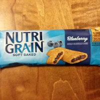Kellogg's® Nutri-Grain® Soft Baked Blueberry Breakfast Bars uploaded by Miranda B.