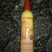 Creme Of Nature Strength & Shine Leave-in Conditioner uploaded by Ashley W.