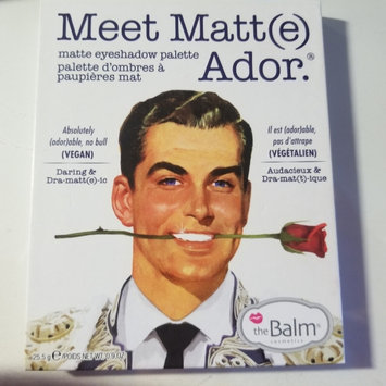 Photo of theBalm Meet Matt(e) Nude® Nude Matte Eyeshadow Palette uploaded by Carlyn K.