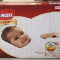 Huggies® Little Snugglers Size 3 Diapers uploaded by Nayara G.