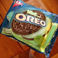 Nabisco Oreo - Sandwich Cookies - Chocolate Mint Creme uploaded by Danielle S.