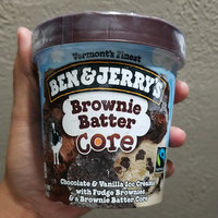 Ben & Jerry's® Brownie Batter Core Ice Cream uploaded by Crystal W.