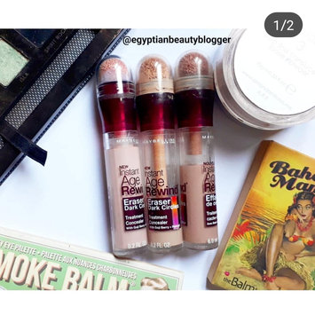 Photo of Maybelline Instant Age Rewind® Eraser Dark Circles Treatment Concealer uploaded by Egyptian B.
