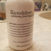 philosophy the microdelivery daily exfoliating face wash uploaded by Semaria S.