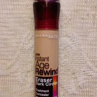 Maybelline Instant Age Rewind® Eraser Dark Circles Treatment Concealer uploaded by Tasha H.