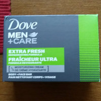 Dove Men+Care Extra Fresh Body And Face Bar uploaded by Andrea W.