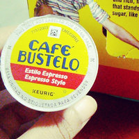 Cafe Bustelo Colombian Coffee K-Cups uploaded by Laura D.