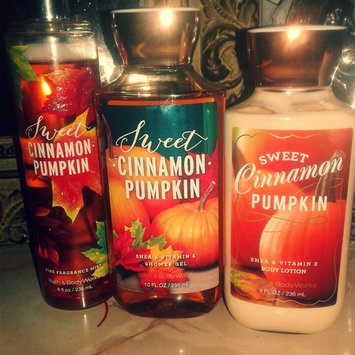 Photo of Bath & Body Works® Signature Collection SWEET CINNAMON PUMKPIN Fine Fragrance Mist uploaded by Stephanie A.