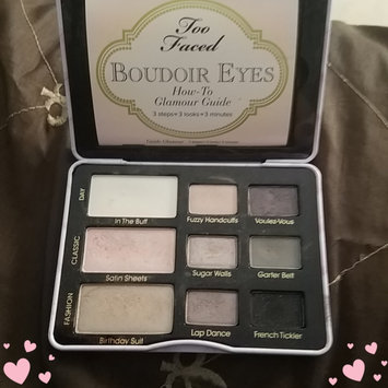 Photo of Too Faced Boudoir Eyes Soft & Sexy Shadow Collection uploaded by Rebecca V.