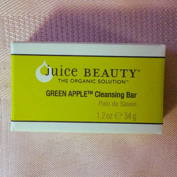 Photo of Juice Beauty® GREEN APPLE Cleansing Bar uploaded by Tasha H.