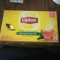 Lipton®  Decaf Iced Black Tea Tea Bags uploaded by Amanda Y.