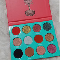 Juvias Place The Saharan Eyeshadow Palette uploaded by Nitzys G.