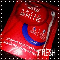 Colgate® WISP™ OPTIC WHITE™ Mini-Brush Coolmint uploaded by Jeannine L.