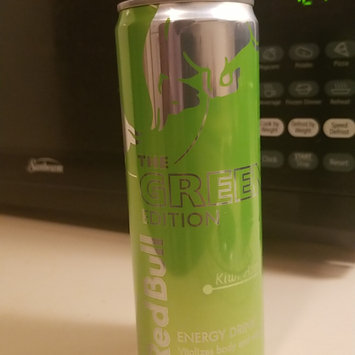 Red Bull Green Edition Energy Drink Reviews 2019