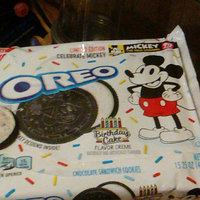 Nabisco Oreo Sandwich Cookies Chocolate  Birthday Cake uploaded by Meg W.