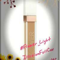 FLOWER Beauty Light Illusion Full Coverage Concealer uploaded by Danielle L.
