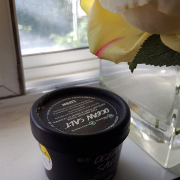 Photo of LUSH Ocean Salt Face and Body Scrub uploaded by Violet P.