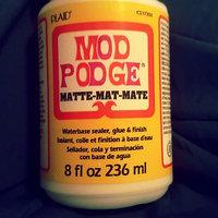 Plaid CS11201 Mod Podge All-in-1 Glue Set, 8-Ounce, Gloss uploaded by Zie I.