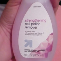 Up & up Strengthening Nail Polish Remover uploaded by Ines G.