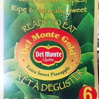 Del Monte® Pineapple Chunks in 100% Juice uploaded by cheyenne D.